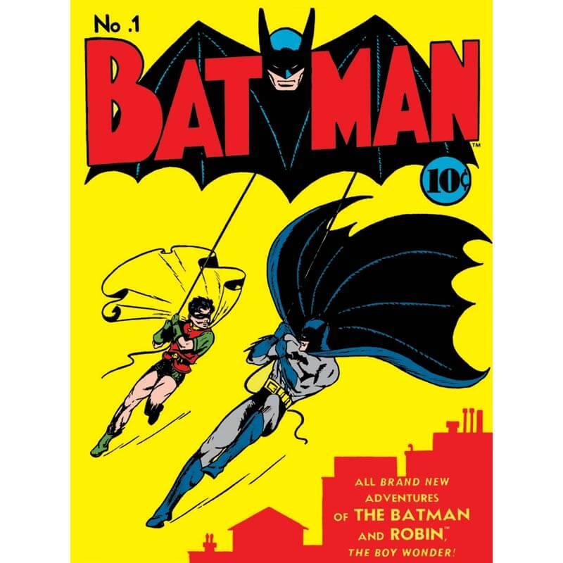 Batman No.1 Large Canvas