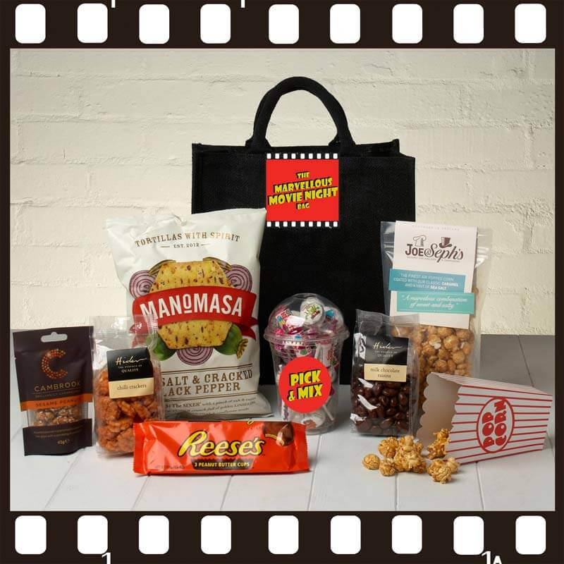 Marvellous Movie Night Pack Buy From Prezzyboxcom