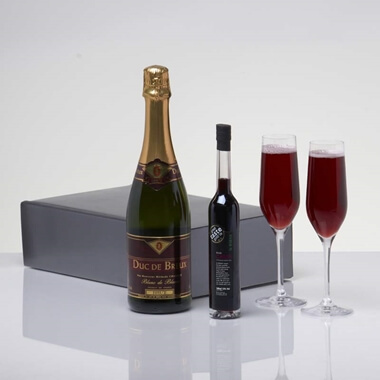 Kir Royale Cocktail Kit