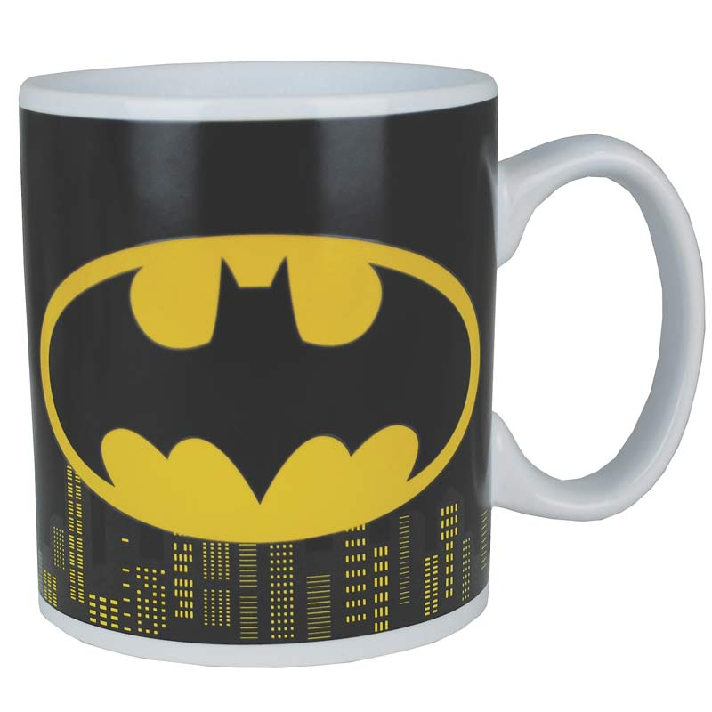 Batman Heat Changing Mug