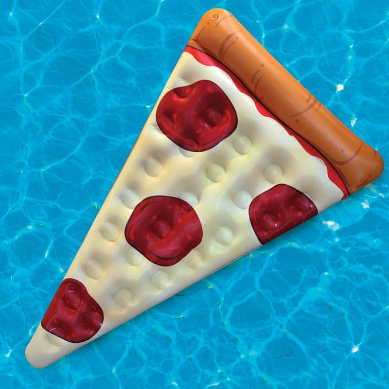 Pizza Slice Pool Float