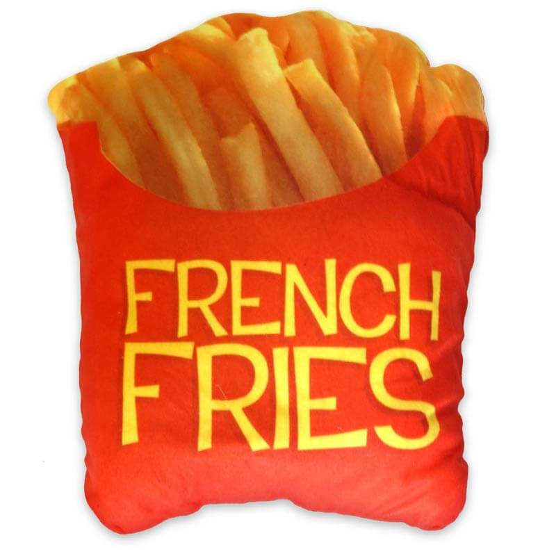 French Fries Cushion