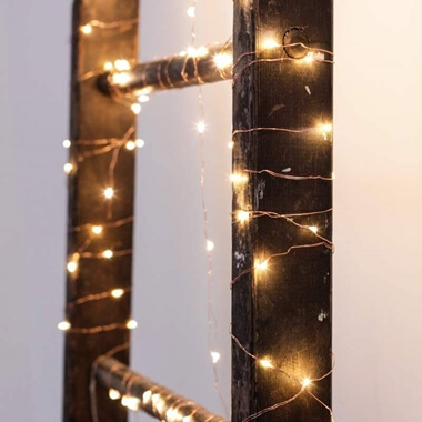 Copper String Lights - Buy from Prezzybox.com