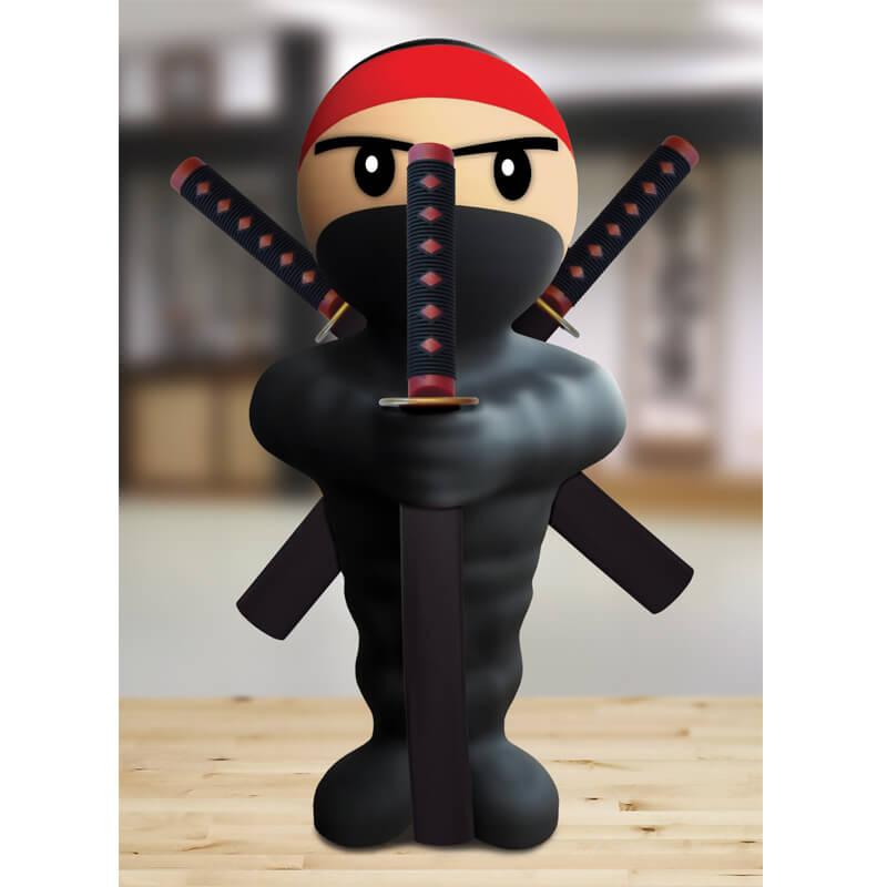 Ninja Knife Block