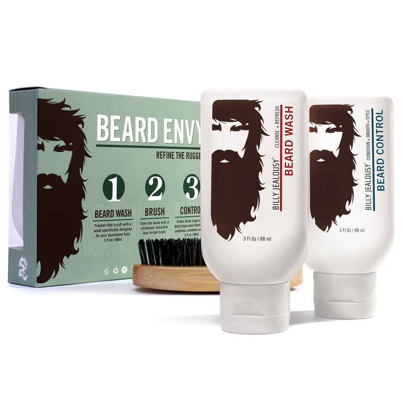 Billy Jealousy Beard Envy Kit