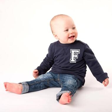 Personalised Baby Sweatshirt