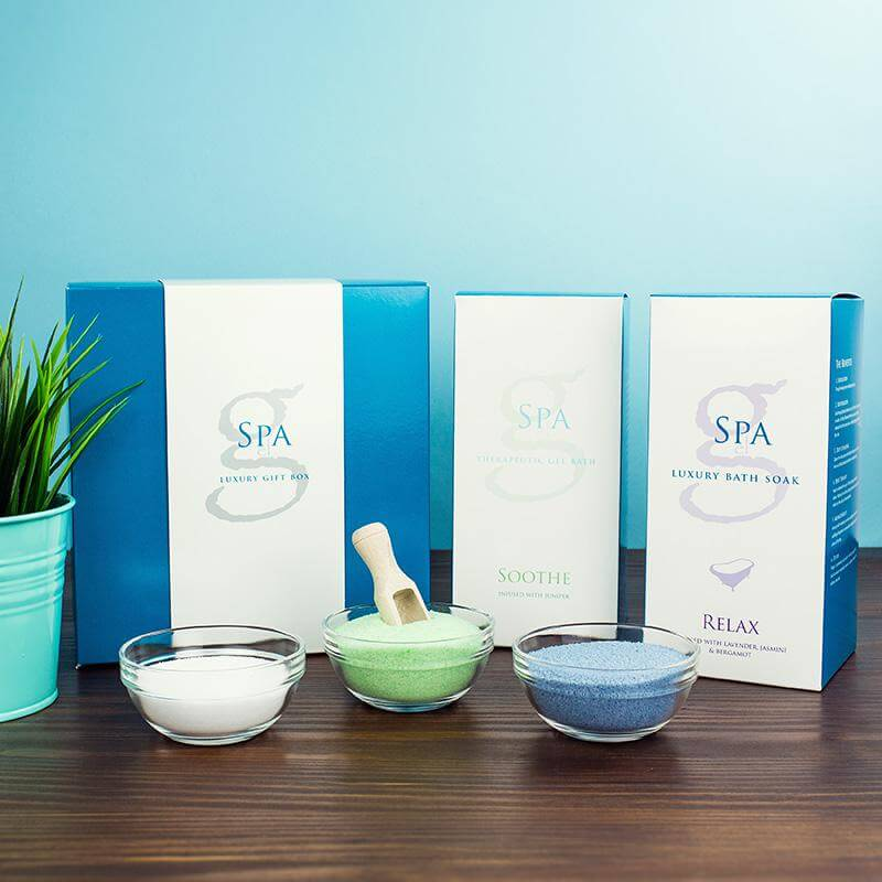 G Spa Relax and Soothe Gift Set