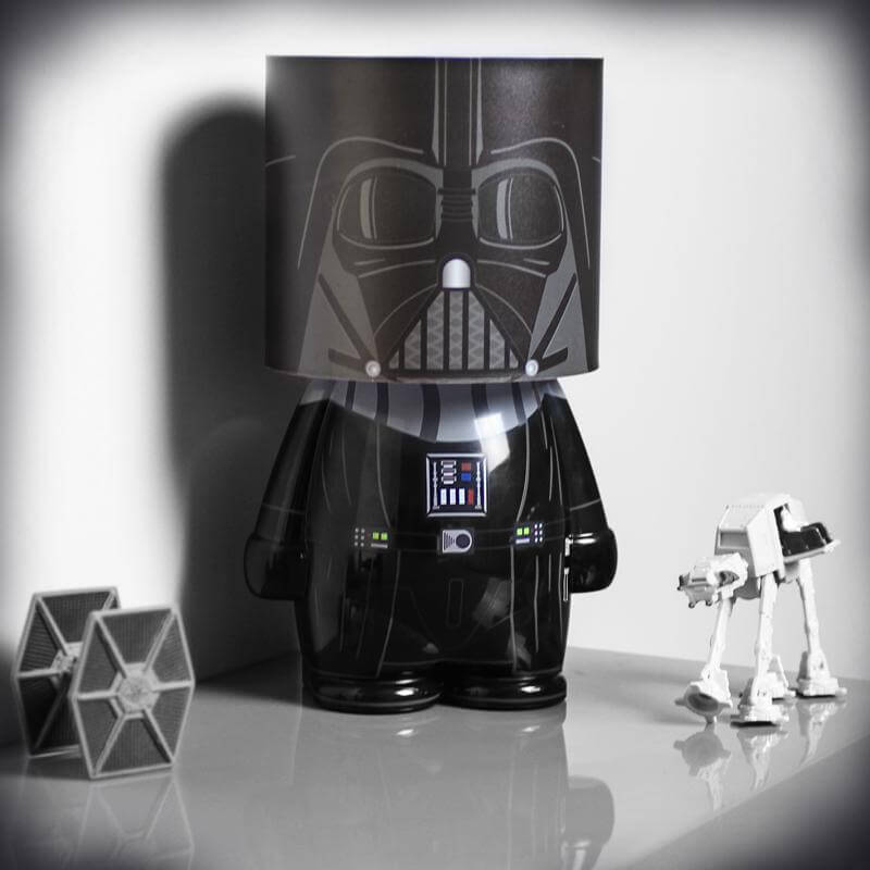 Image of Darth Vader Look A Lite