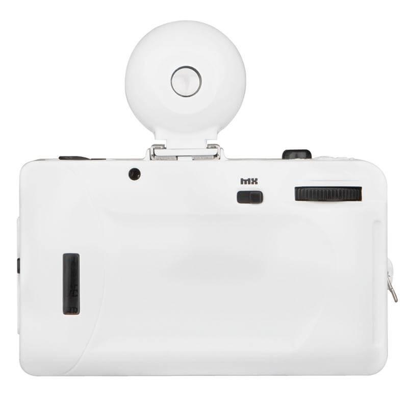 Lomography Fisheye No. 2 White Camera