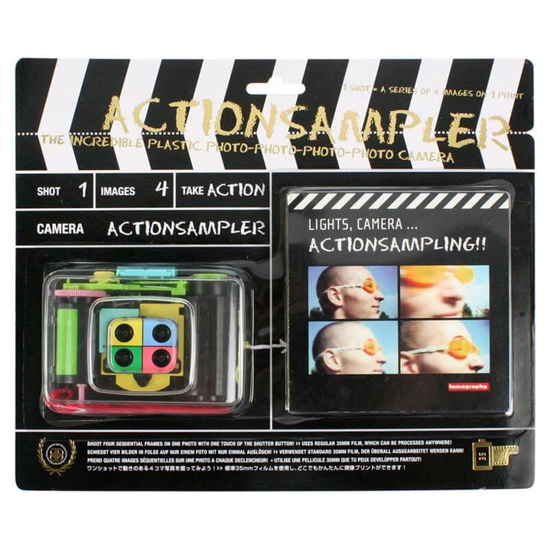 Lomography Action Sampler Camera