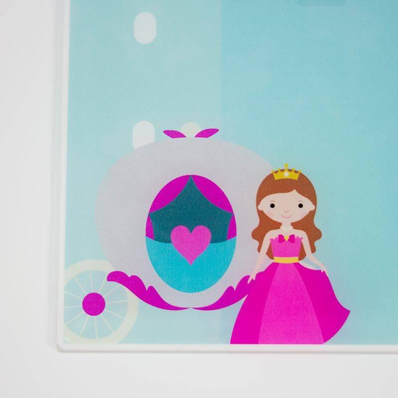 Personalised Princess Memo Board