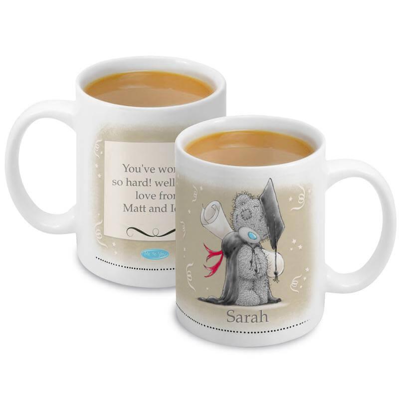 Personalised Me To You Graduation Mug