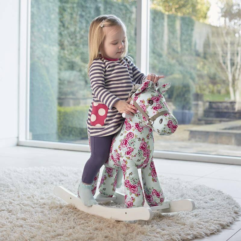 Rocking Horse - Fleur