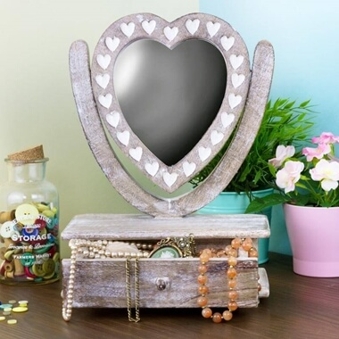 Dressing Table Jewellery Box