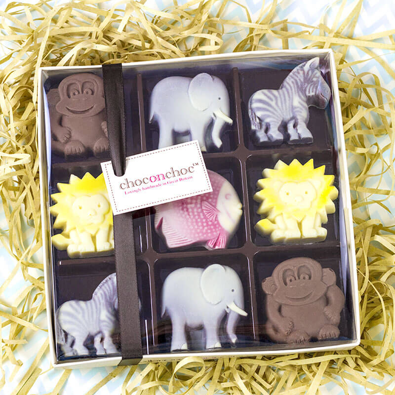 Chocolate Zoo Collection