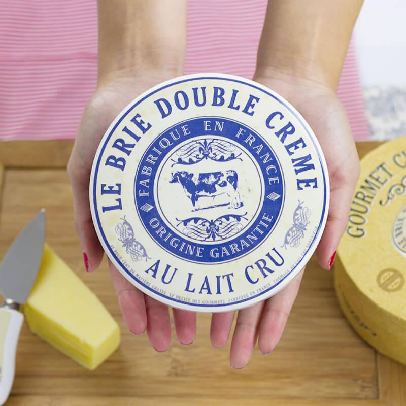 Stoneware Brie Cheese Baker