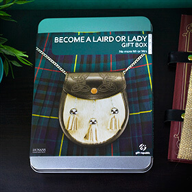 Laird or Lady Gift Pack