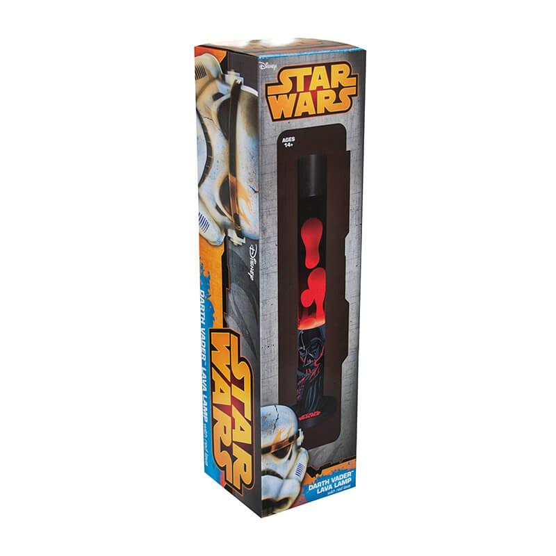 Star Wars Darth Vader Lava Lamp