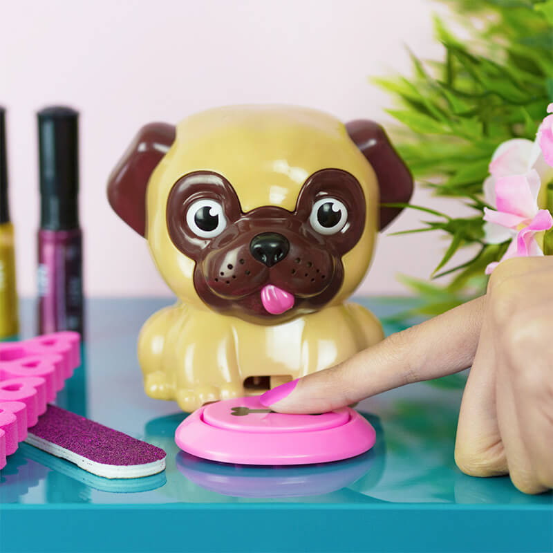 Pug Nail Dryer - Buy from Prezzybox.com