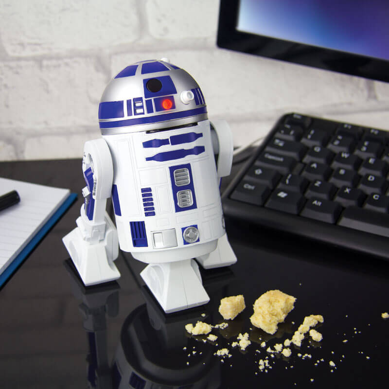 R2 D2 Desktop Vacuum Buy From Prezzybox
