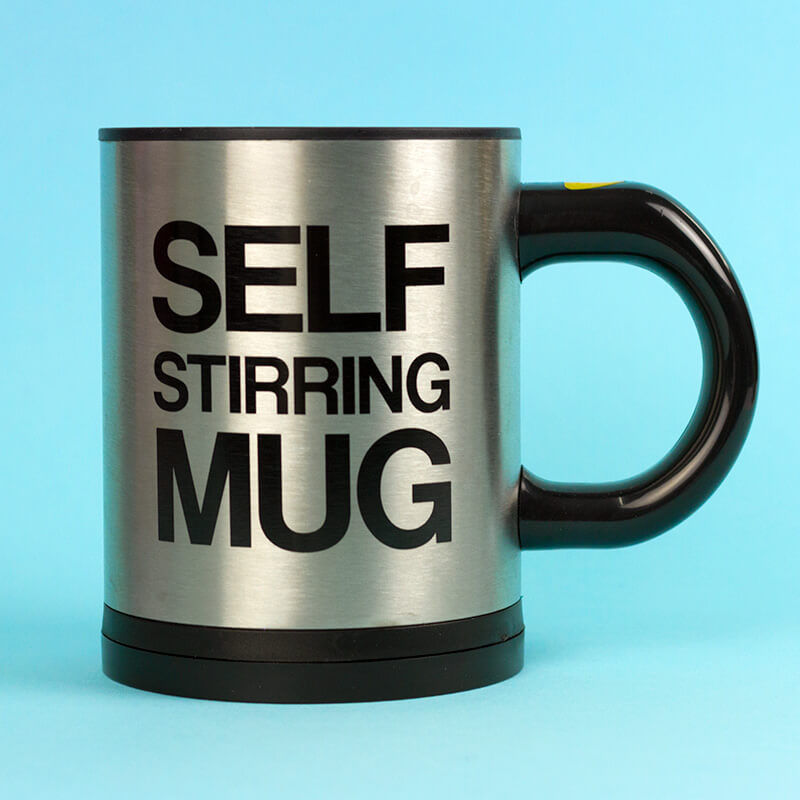 Self Stirring Mug Buy From Prezzyboxcom