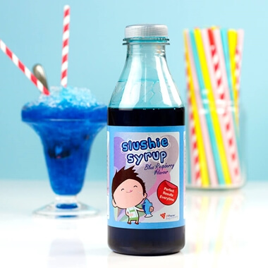 Slushie Syrup - Blue Raspberry