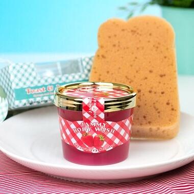 Toast and Jam Body Wash