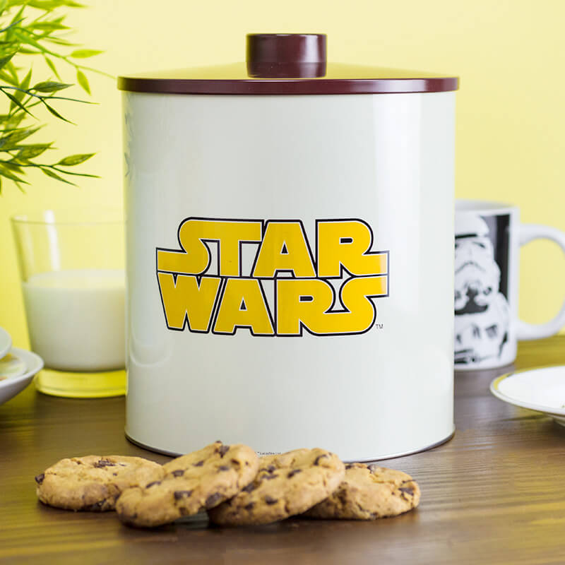 Wookie Biscuit Barrel