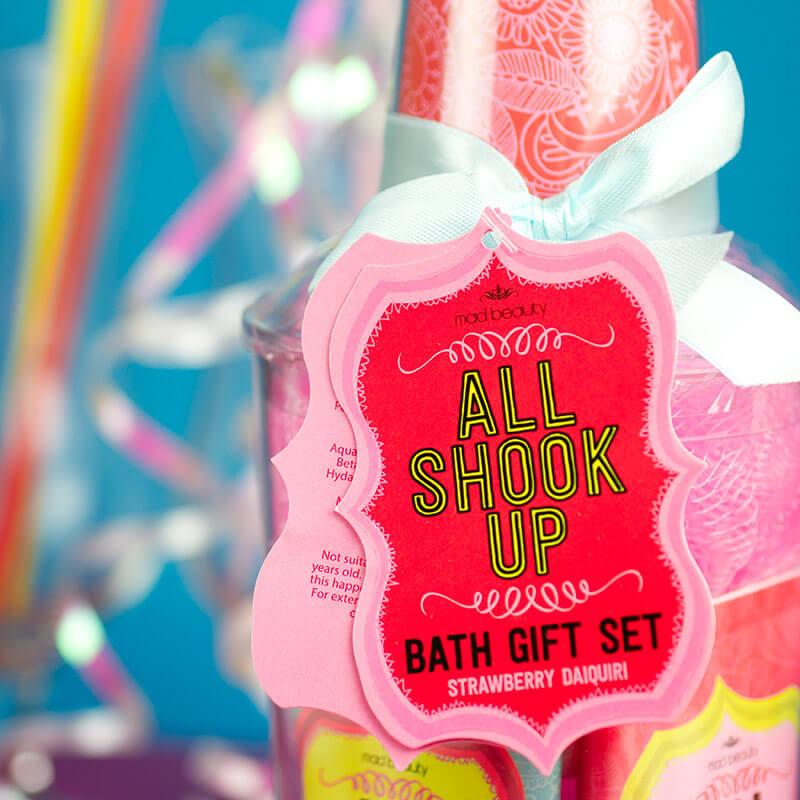 All Shook Up Bath Gift Set
