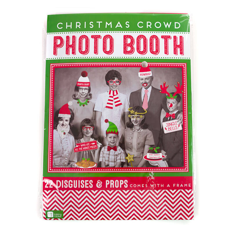 Christmas Entertainment Photo Booth