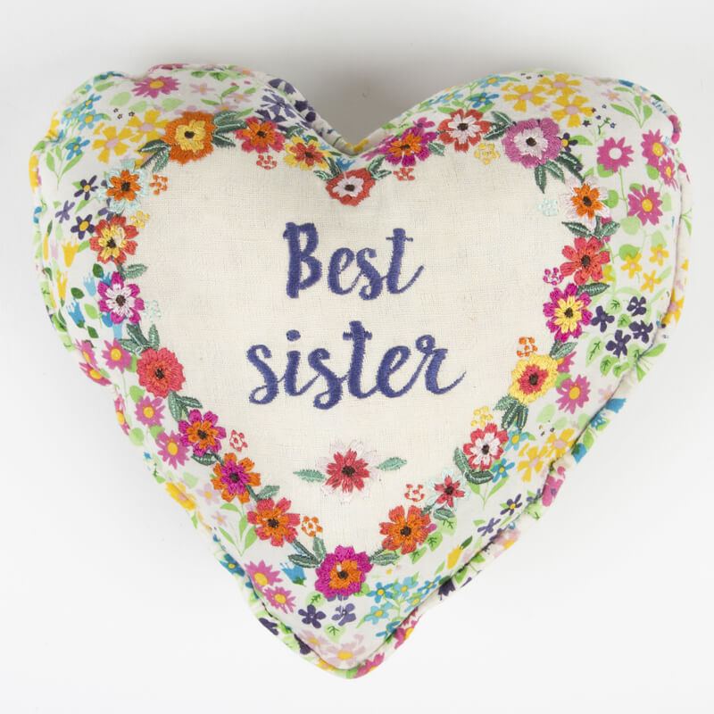 Best Sister Cushion
