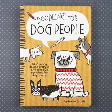 Doodling For Dog People