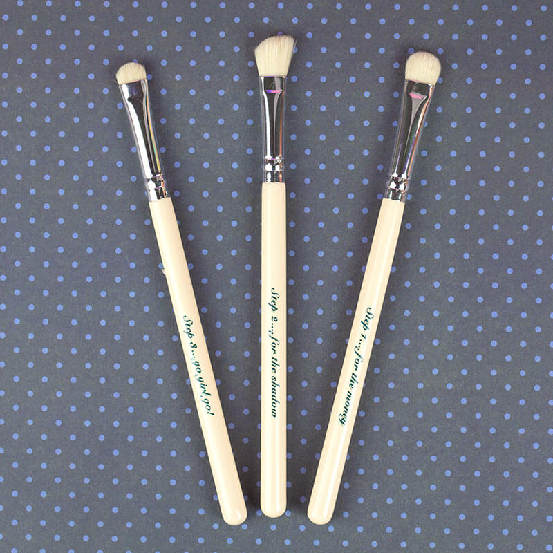 Smokey Eyes Brush Set