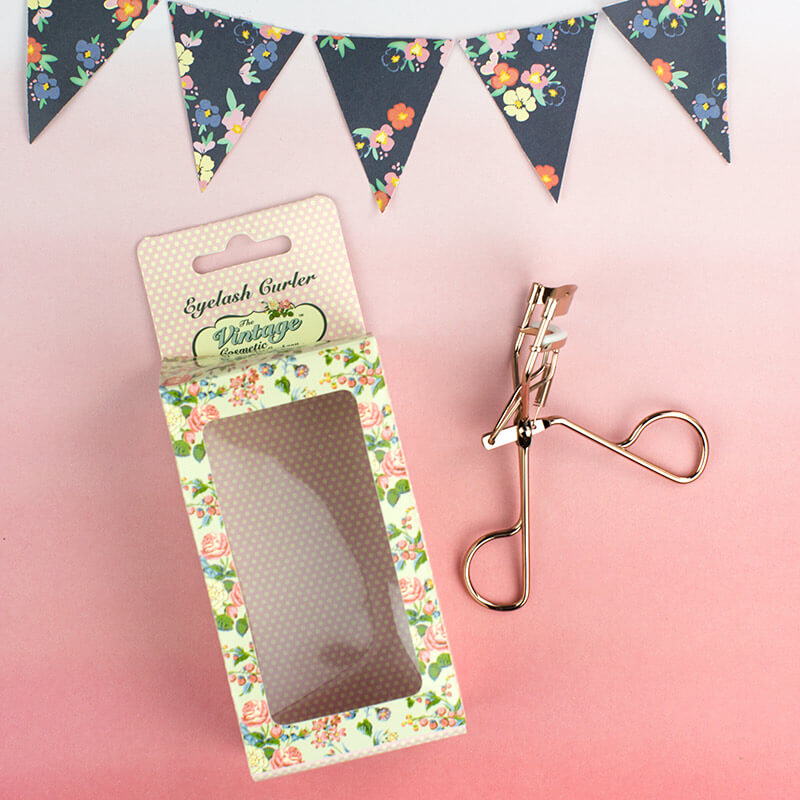Eyelash Curlers - Rose Gold