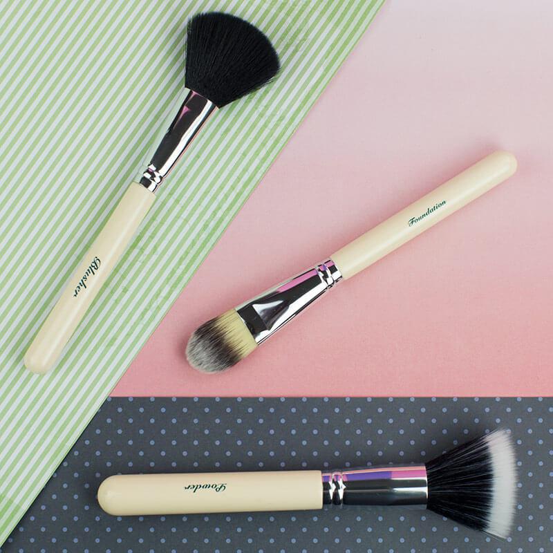 Essential Make Up Brush Set