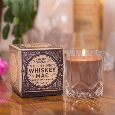Whisky Mac Scented Candle