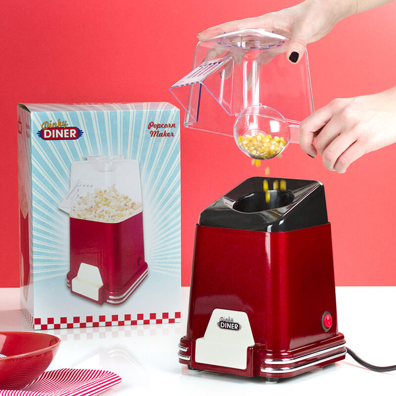 Retro Mini Popcorn Maker