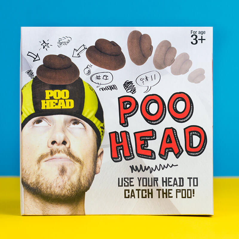 Poo Head - The Poo Flinging Game