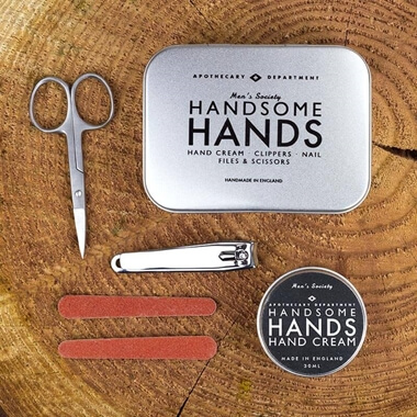 Handsome Hands Kit