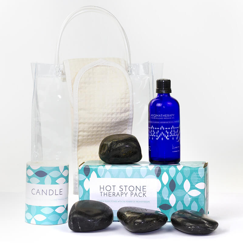 Hot Stone Therapy Pack