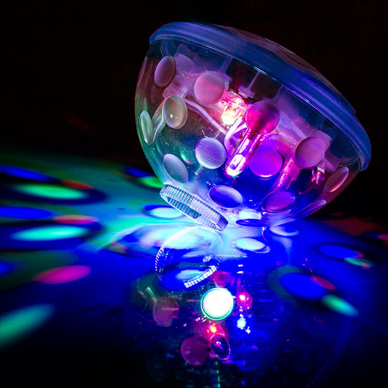 Underwater Light Show- Set Of 2