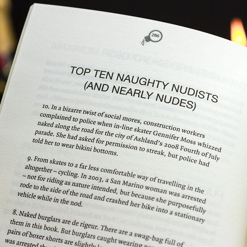 1001 Ridiculous Sexual Misadventures