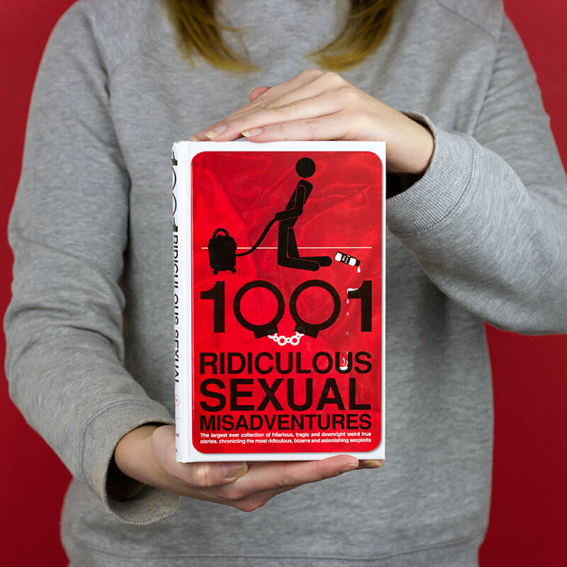 1001 Ridiculous Sexual Misadventures - Buy From Prezzyboxcom-9890