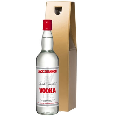 Personalised Vodka
