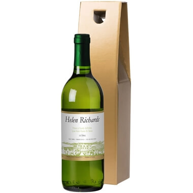 Personalised Bottle of White Wine
