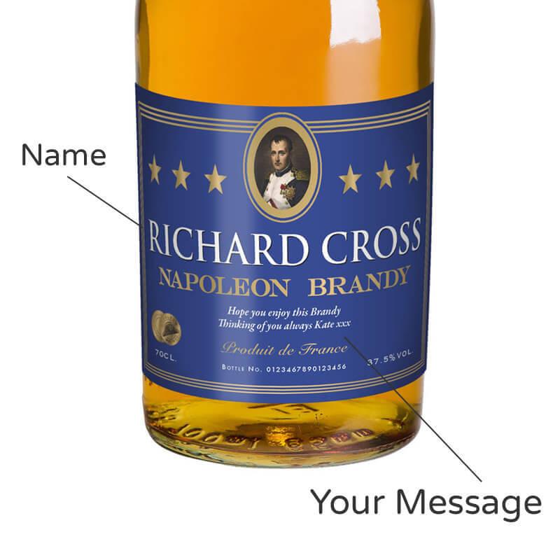 Personalised Brandy