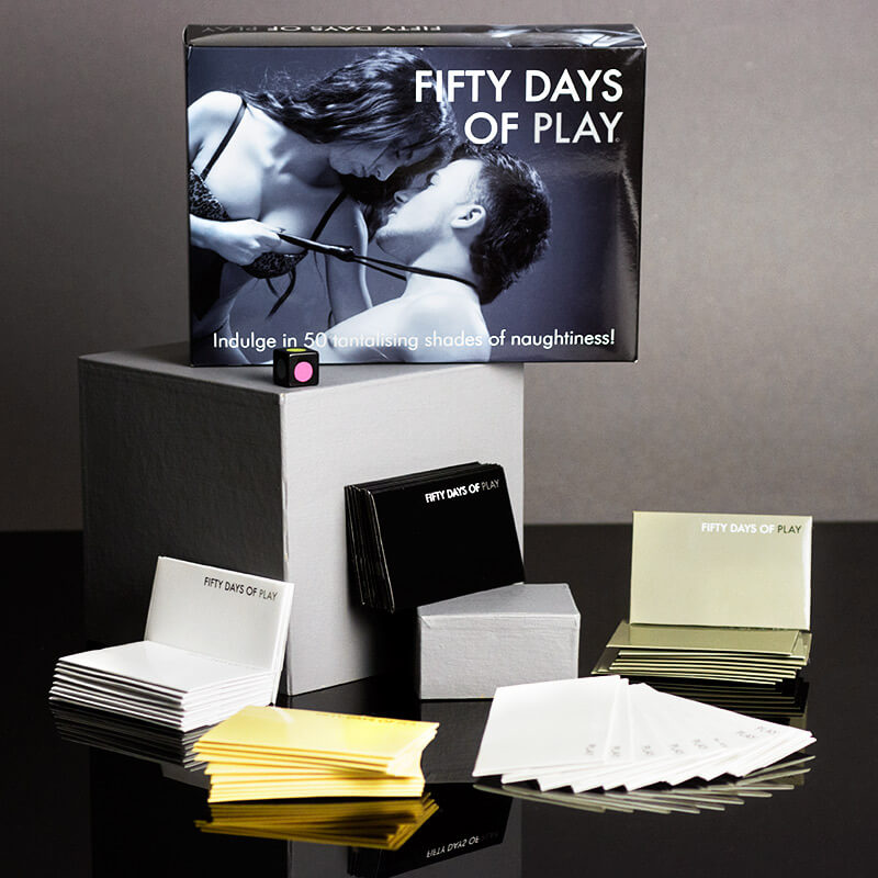 Fifty Days of Play sex game kit