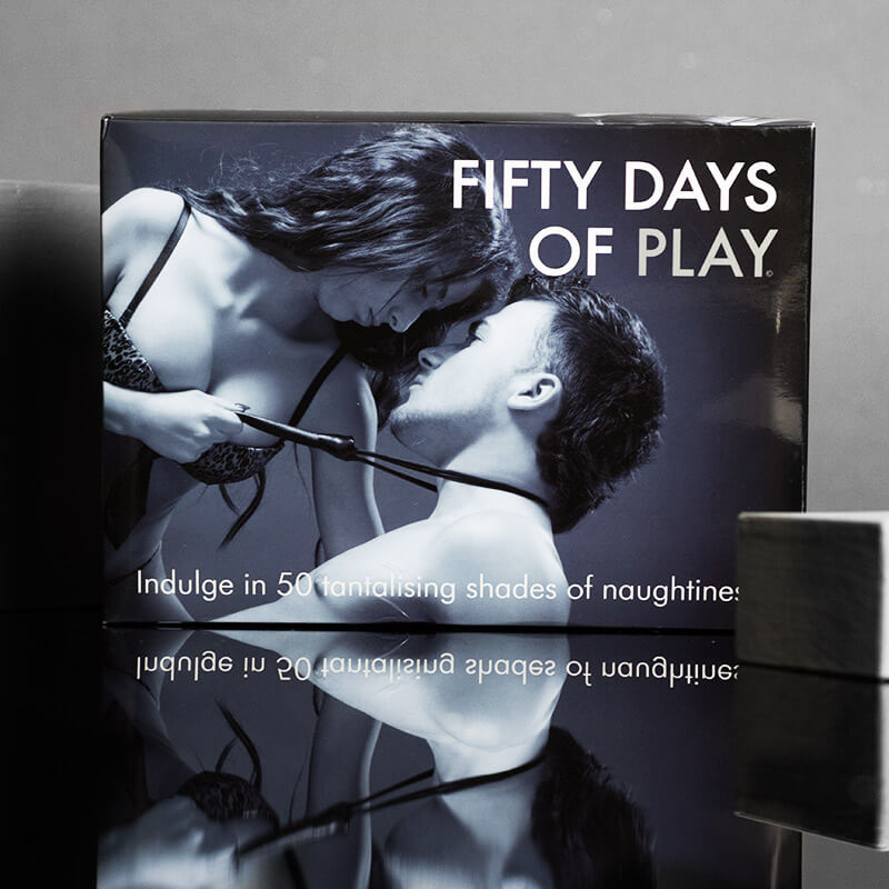 Fifty Days of Play Adult Game