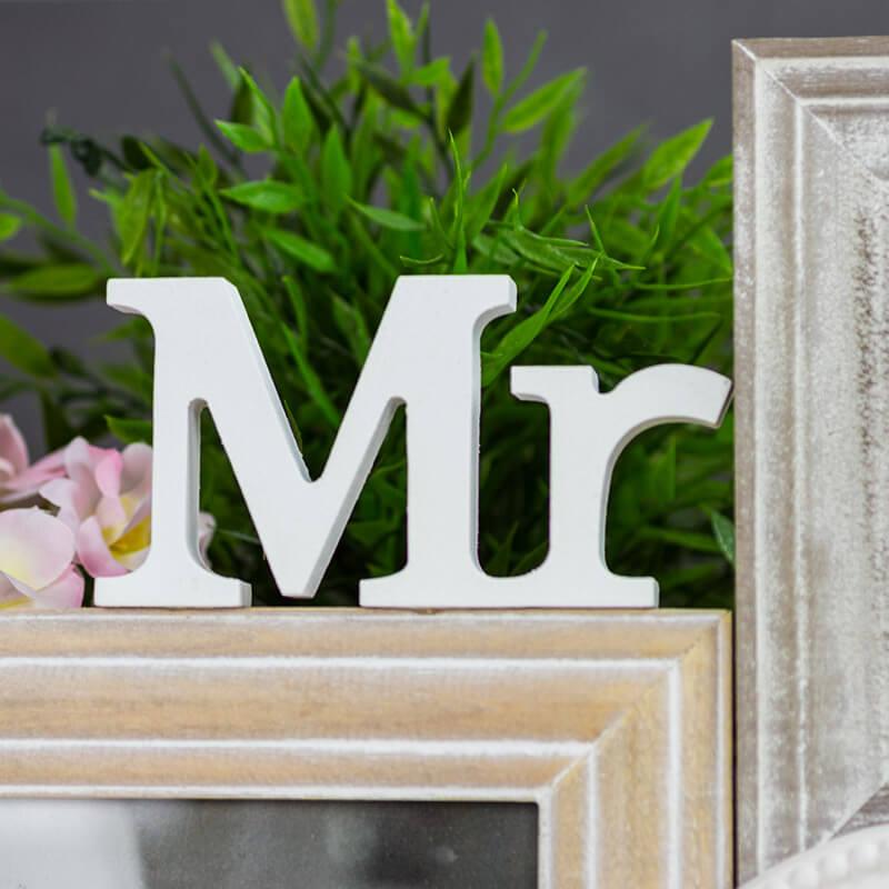 Mr & Mrs Heart Multi Photo Frame