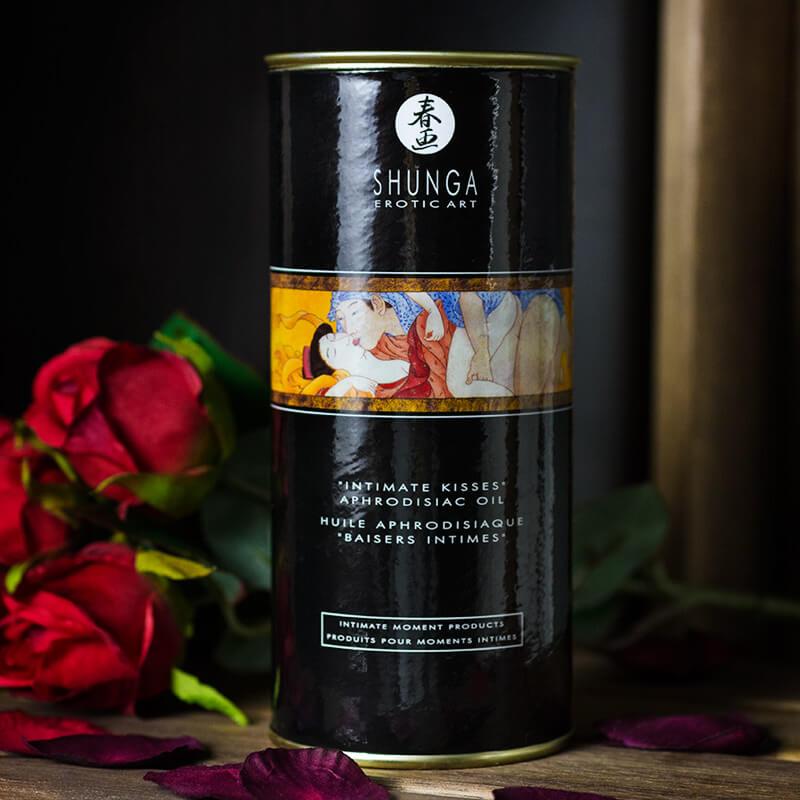 Chocolate Aphrodisiac Massage Oil